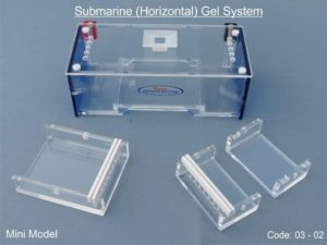 Submarine (Horizontal) Gel System